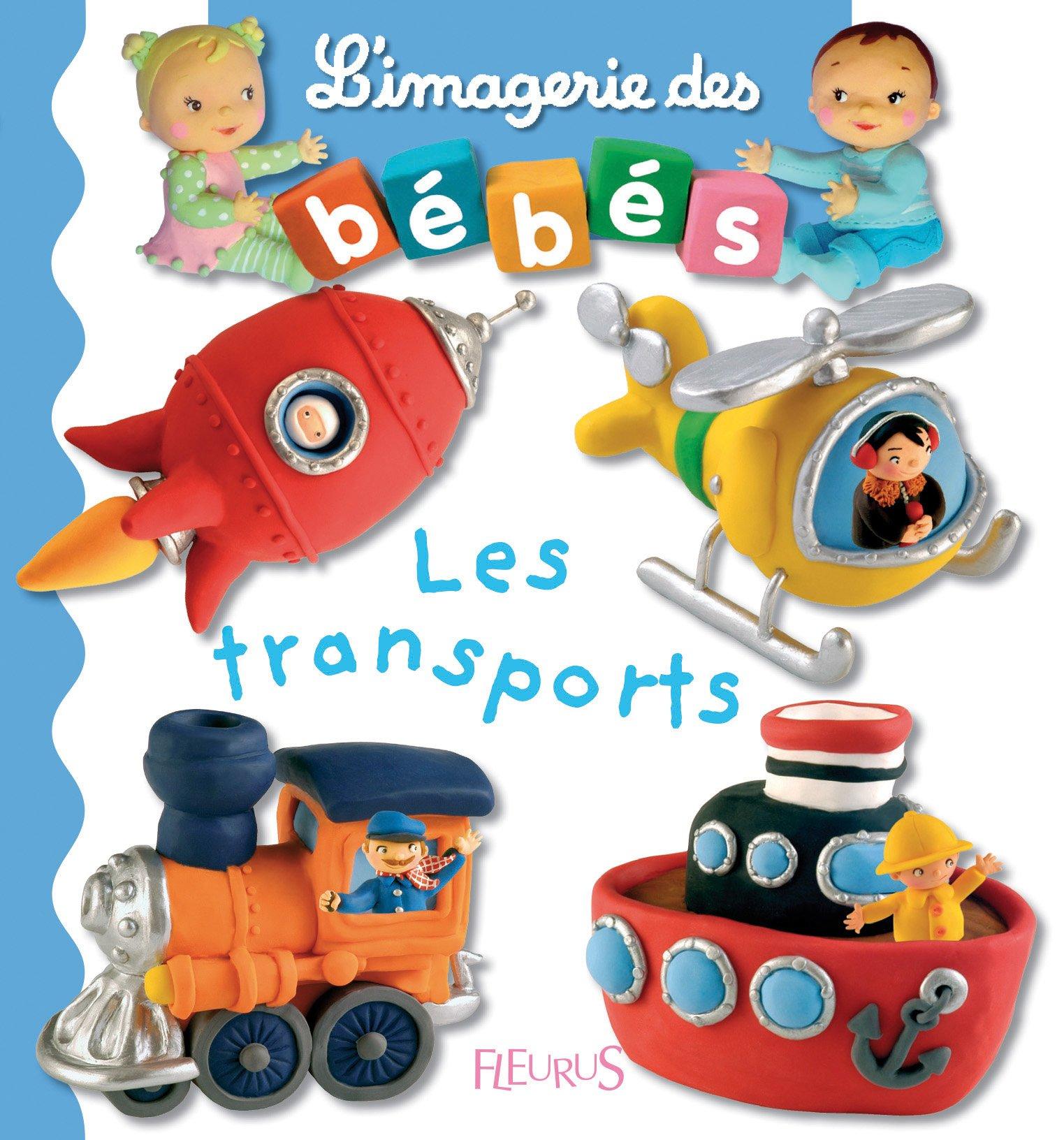 L'imagerie des bebes LES TRANSPORTS ebook