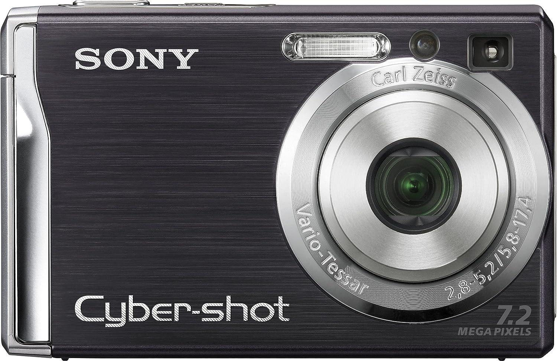 Sony Cyber-shot W80 Review