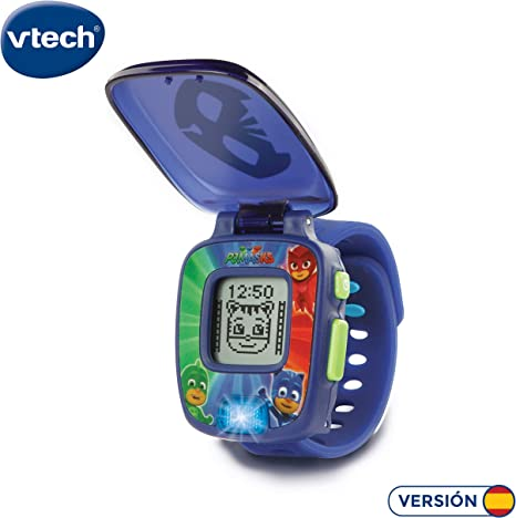 VTech PJ Masks Buhita, Reloj Digital Educativo Que estimula el ...