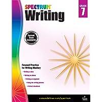Spectrum | Writing Workbook | 7th Grade, 136pgs