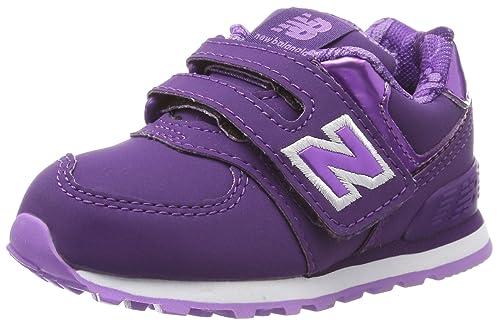 New Balance KA373, Sneaker Unisex-Bambini, Viola (Lilac), 22.5 EU
