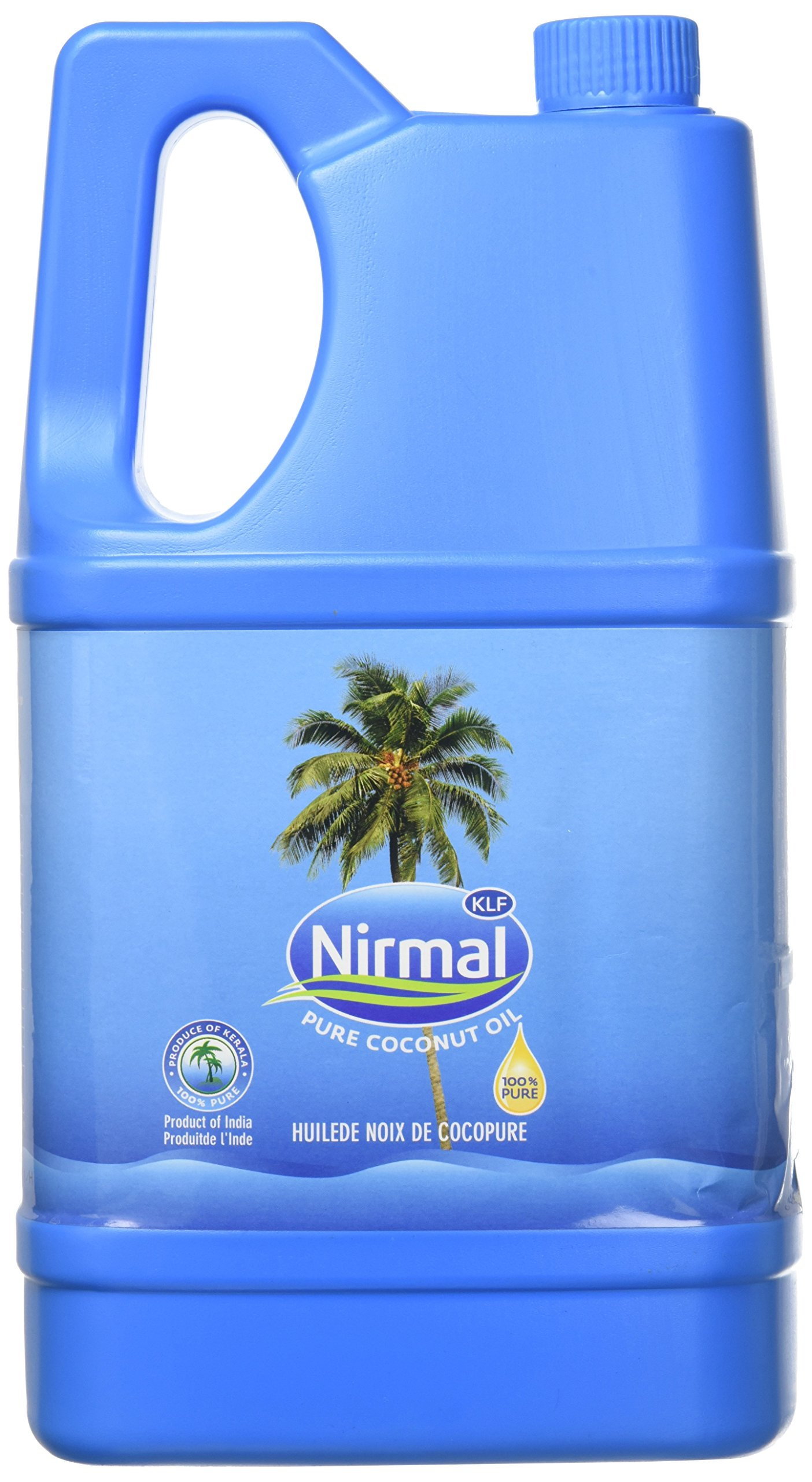 Nirmal, Pure Coconut Oil, 2 Liter(ltr) by Nirmal