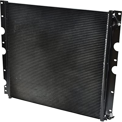 Universal Air Conditioner CN 40827PFC A/C Condenser: Automotive