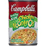 Campbell's Healthy Kids Condensed Soup, Chicken Noodle's, 10.5 Ounce