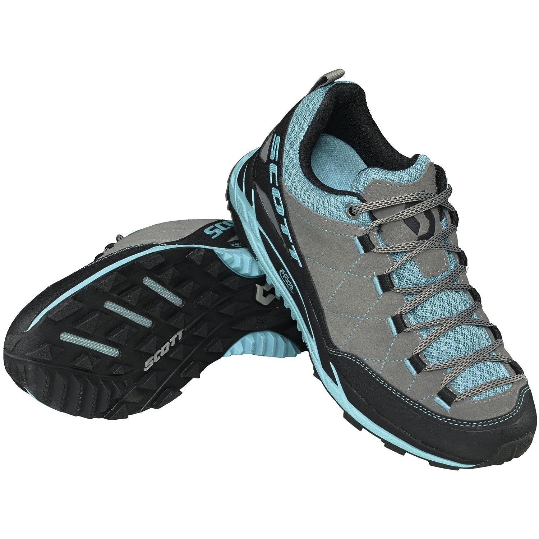 Scott Running zapatilla WS eRide rockcrawler, Grigio/blu: Amazon ...
