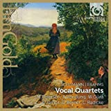 Schumann, Brahms: Vocal Quartets