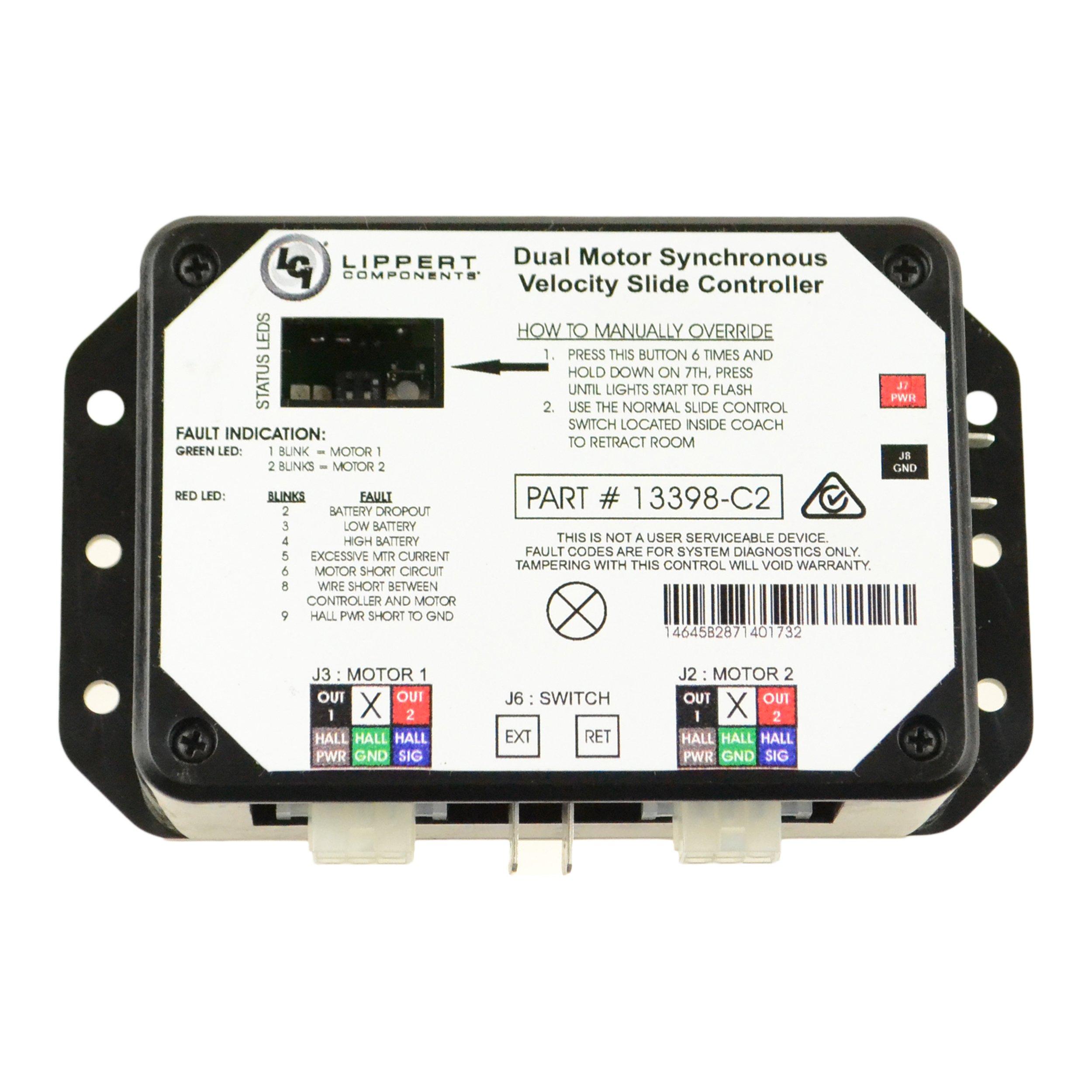 Lippert Components 211852 Slideout Control Module by Lippert Components