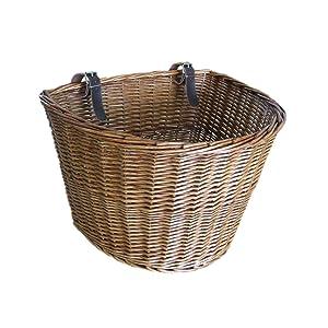 Pack of 10 PAIRS Adie Adie Basket Straps Brown