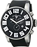 Swiss Legend Men's 30425-01 Airbourne Analog Display Swiss Quartz Black Watch