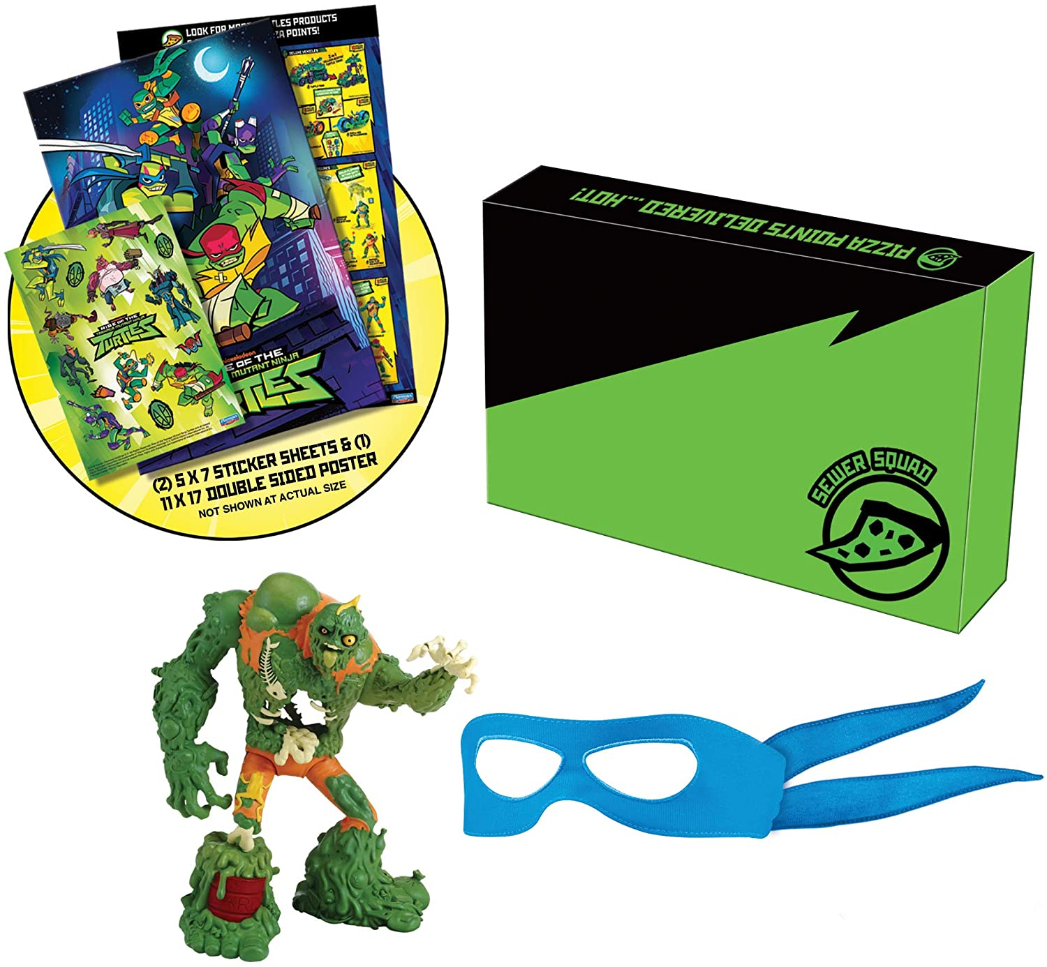 Amazon.com: Teenage Mutant Ninja Turtles TMNT - Juego de ...