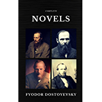 Fyodor Dostoyevsky: The Complete Novels  (Quattro Classics) (The Greatest Writers of All Time)