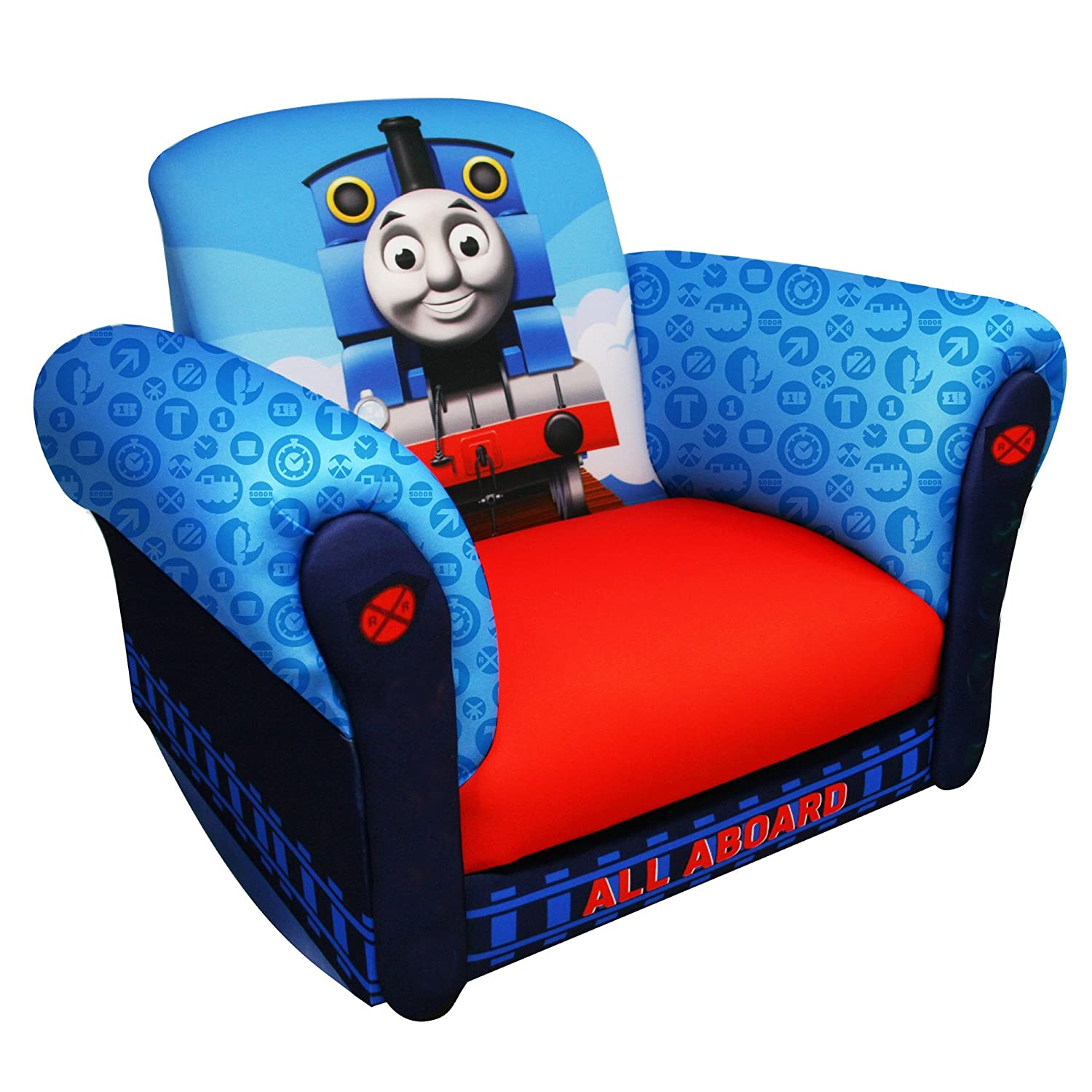 Amazon.com: Hit Entertainment Thomas The Tank Engine Deluxe Rocker  (Discontinued By Manufacturer): Baby
