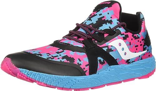Saucony Girls S-Voxel 9000 Sneakers