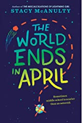 The World Ends in April Kindle Edition
