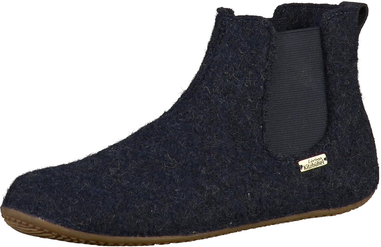 Living Kitzbühel Unisex-Erwachsene Chelsea Stiefel unifarben Hohe Hausschuhe  | Won hoch geschätzt und weithin vertraut im in- und Ausland vertraut  | Moderate Kosten