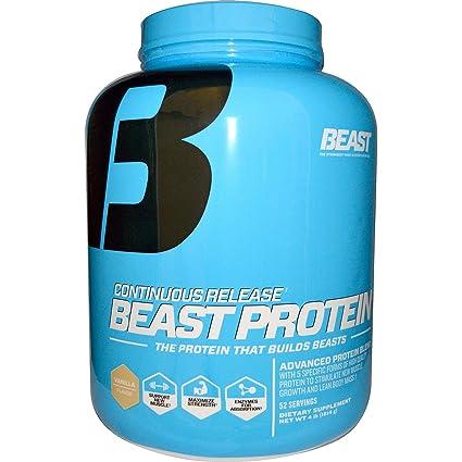 Beast Nutrición Deportiva, Continuo Release Beast Proteínas ...