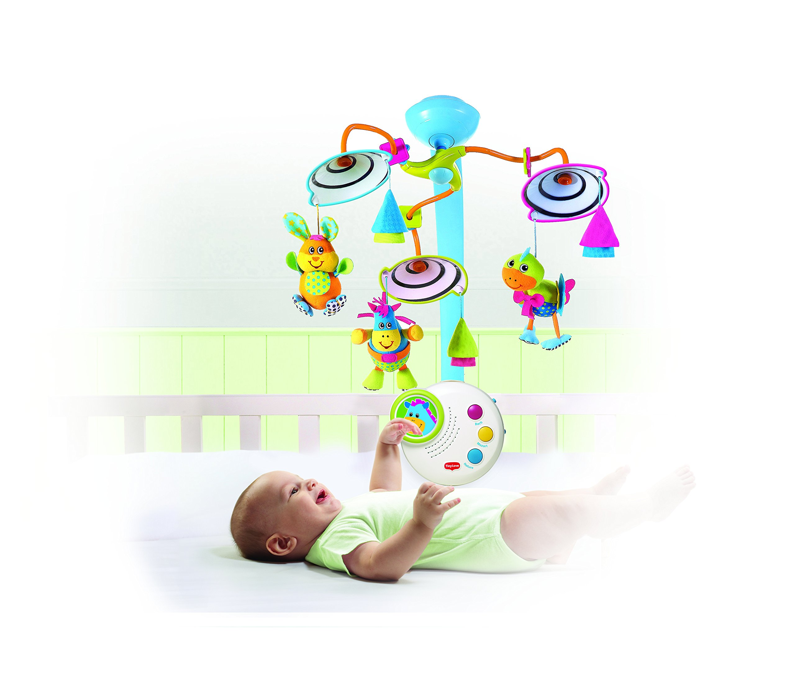 Tiny Love Classic Developmental Baby Mobile