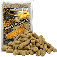 Angel Berger pellets de maïs doux