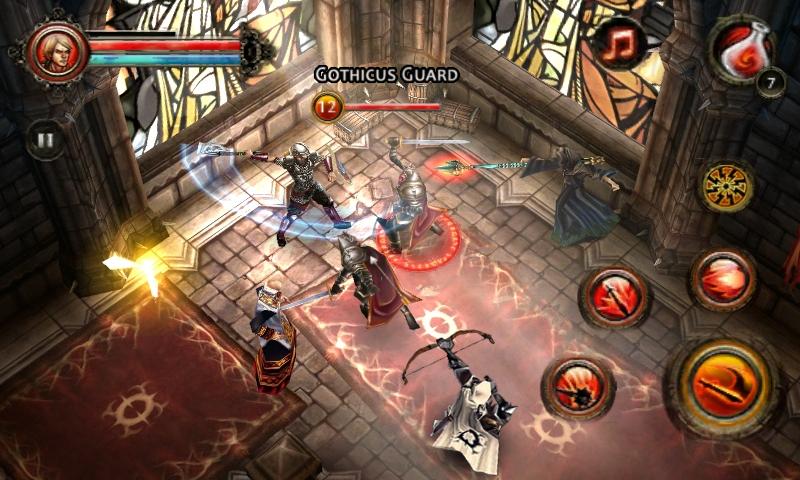 download dungeon hunter 2
