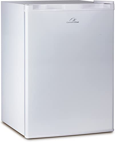 Commercial Cool CCR26W Single Door Refrigerator and Freezer