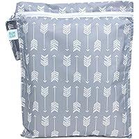 """Bumkins Waterproof Wet Bag, 12""""W x 14""""L, Arrows"""