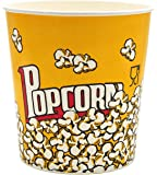 Carnival King 85 oz. Popcorn Bucket, Pack of 25