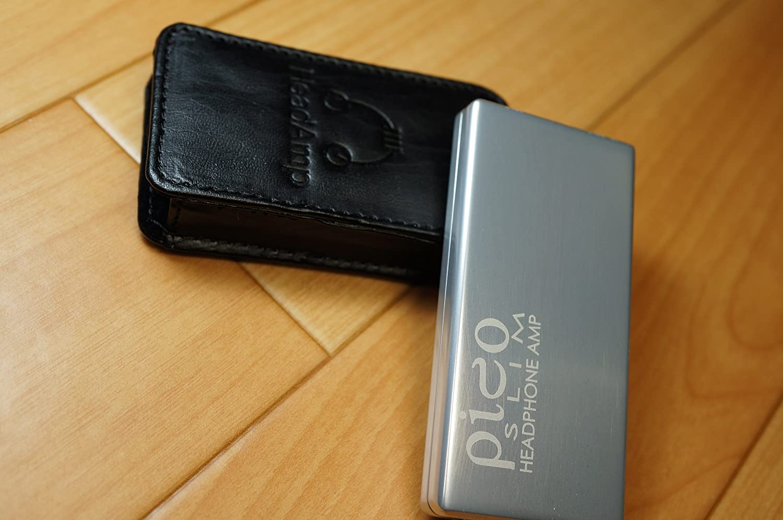 HeadAmp(ヘッドアンプ) Pico Slim USB充電ポータブルヘッドホンアンプ シルバー 国内正規品/1年保証 B0085JQGR4