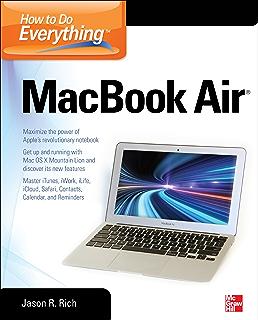 the macbook air user manual tom whitfiled ebook amazon com rh amazon com manual for macbook pro 13 inch manual for macbook air 2016