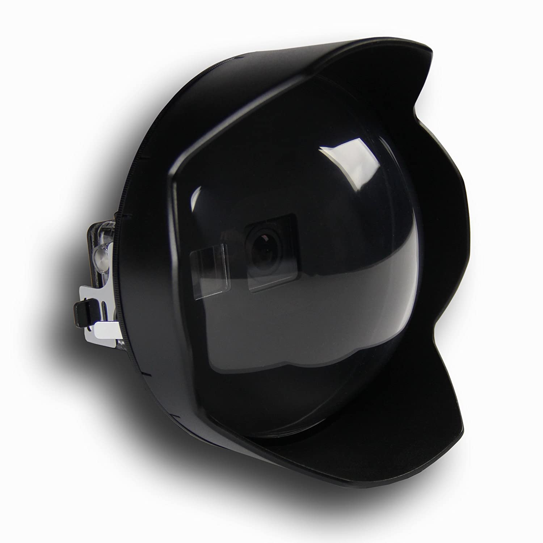 Aquadome プロフェッショナル GoPro ドームポートハウジング GoPro Hero Hero+ Hero+ LCD Hero3+ Hero4 – LCD Touch BacPac用 水面上下レンズ   B01HFGVANW
