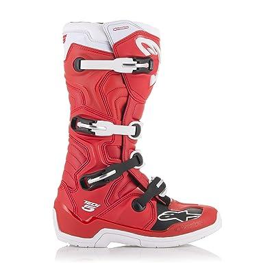 Alpinestars Men's Tech 5 Motocross Boots: Automotive