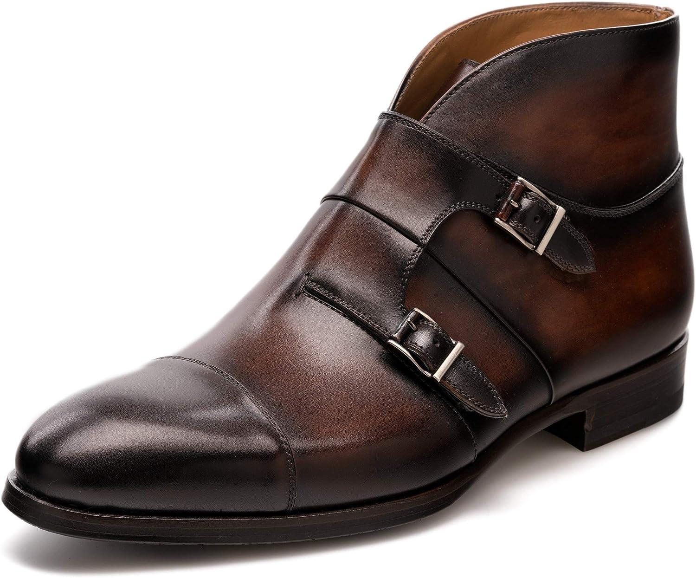 Magnanni Octavian II Brown Mens Boots