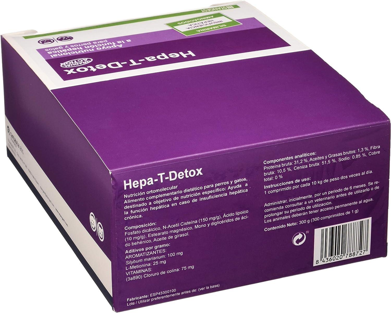 Stangest Hepa T Detox 300 Comp Blister 1 Unidad 300 g: Amazon ...