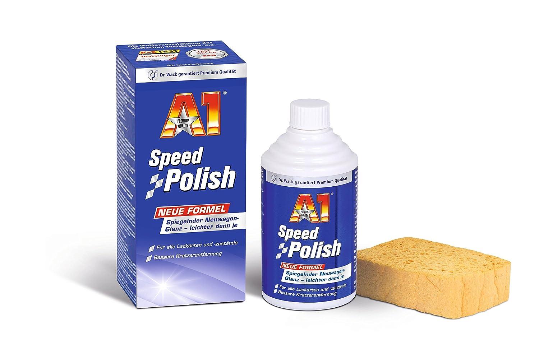 Dr. Wack - A1 Speed Polish, 250 ml (#2701)