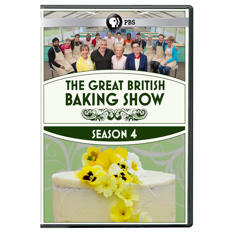Great British Baking Show Season 4 DVD