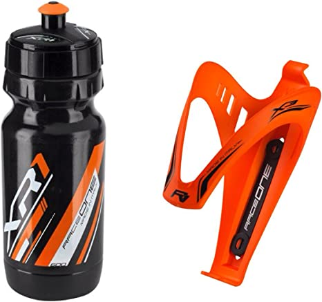 Raceone.it - Kit Race Duo X3 Rubberized (2 PCS): Porta Bidon X3 + ...