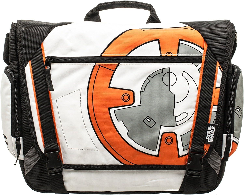 Star Wars BB8 Inspired Messenger Bag