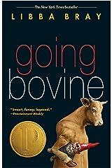Going Bovine Paperback