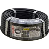 s & m 010057 – Drip Pipe, 16 mm x 50 m, Black