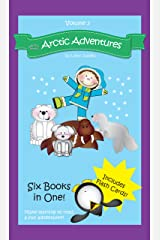 Arctic Adventures: Volume 3 (Half-Pint Readers) Kindle Edition