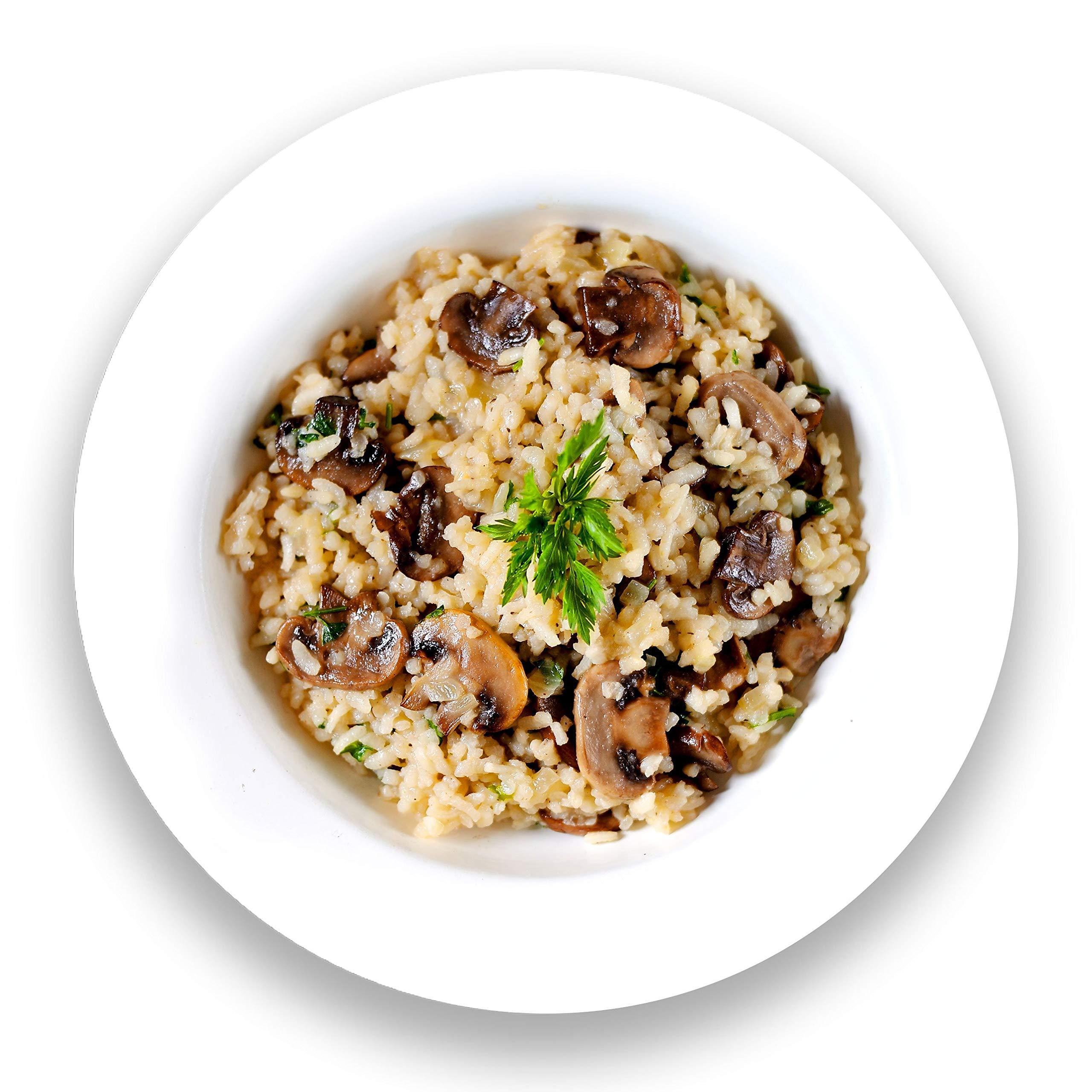Takeout Kit, Italian Truffle Risotto Meal Kit, Serves 4