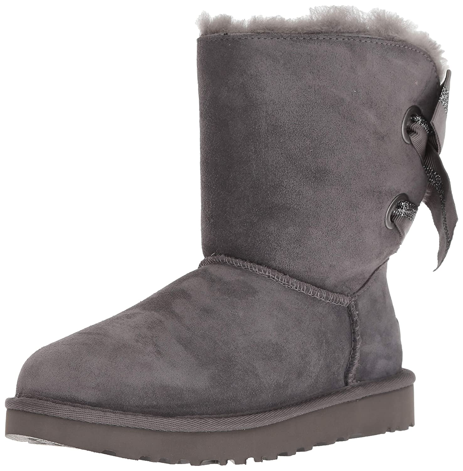 4020adb24b0 Amazon.com | UGG Women's W Customizable Bailey Bow Short Fashion ...