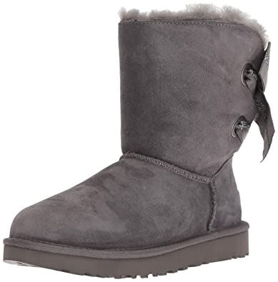 59b53a8ba08 Amazon.com | UGG Women's W Customizable Bailey Bow Short Fashion ...