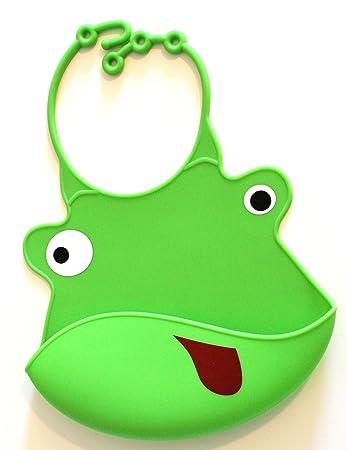Amazon.com  Frog Bib 754d10494