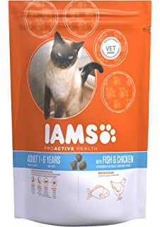IAMS Proactive Health Adult with Fish & Chicken Comida para Gatos - 15000 gr
