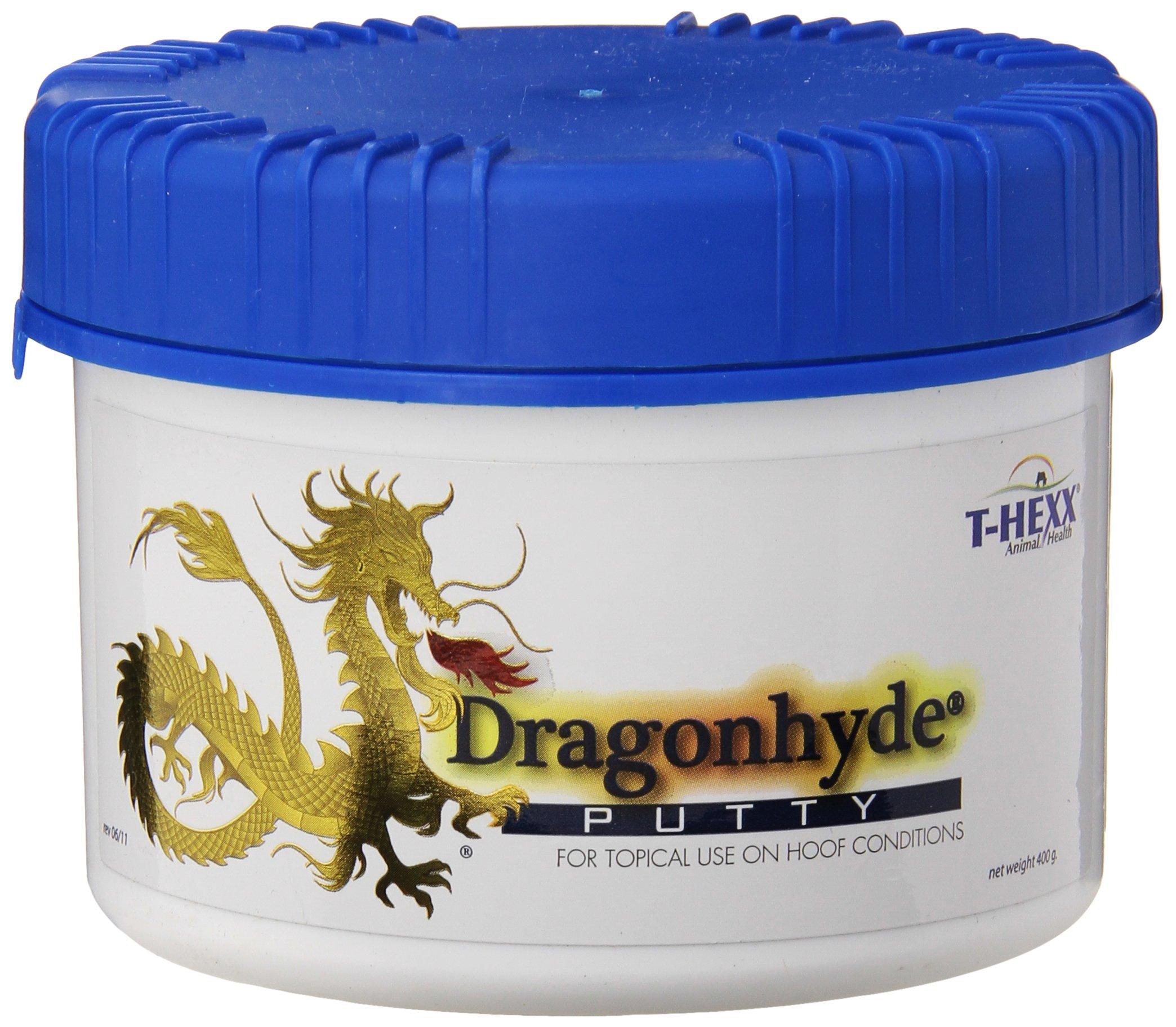 T-HEXX 1SOS16-B1 Dragonhyde Putty Dissolvable Hoof Bath