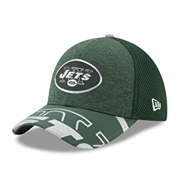 New Era New York Jets 2017 NFL Draft 39THIRTY Flex Cap  Amazon.co.uk ... ad8da6dca