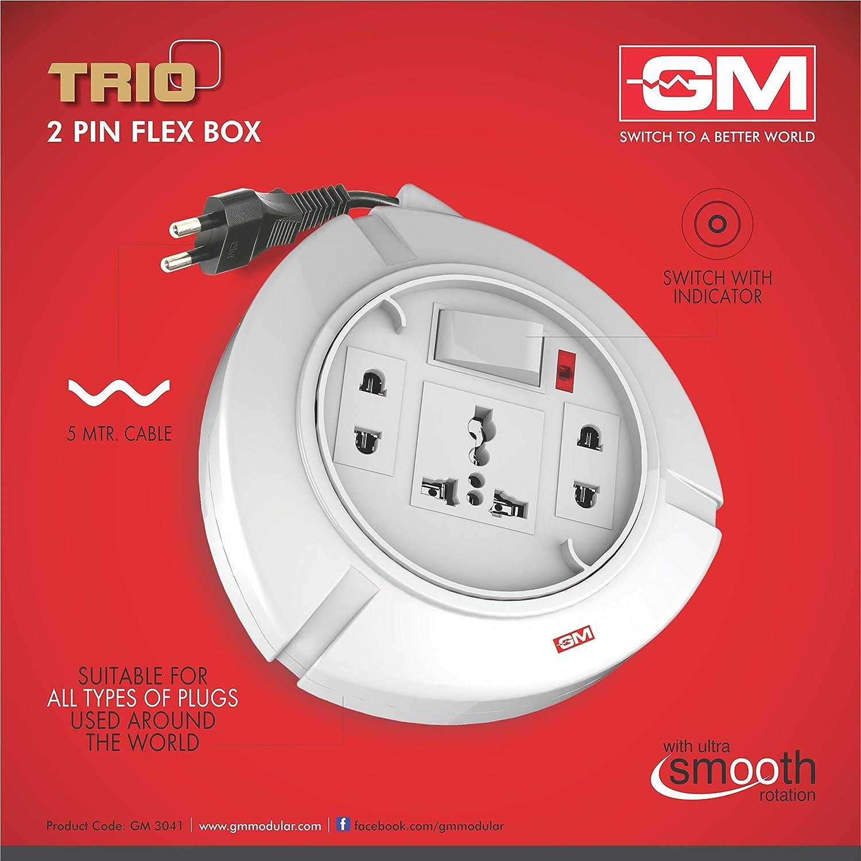 GM Modular 3041-Trio 2 Pin Flex Box 5 meter