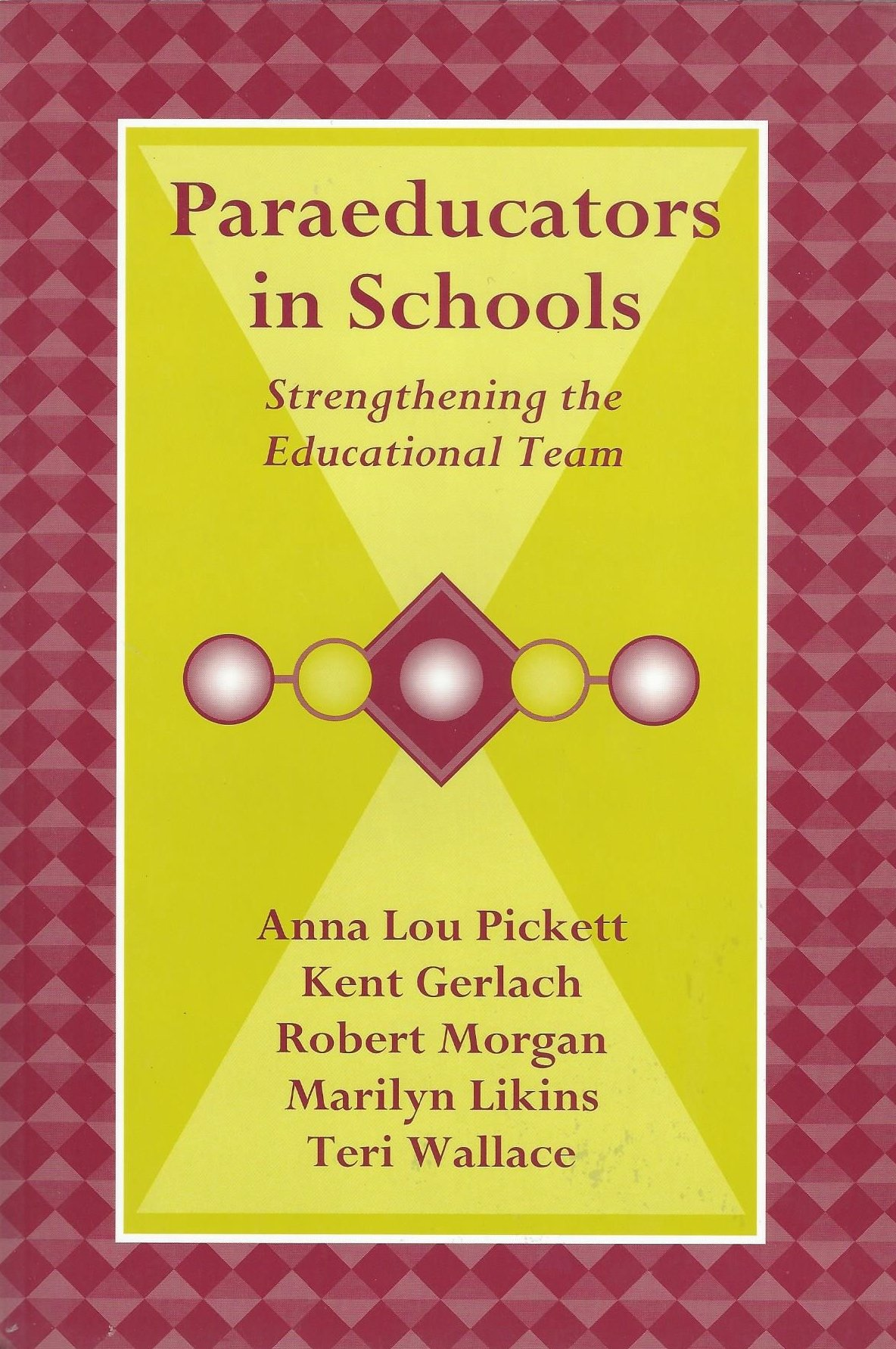 Download Paraeducators in Schools: Strengthening the Educational Team pdf epub