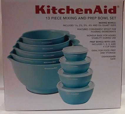 Kitchenaid Food Prep Bowls on duralex prep bowls, kitchen prep bowls, pampered chef prep bowls, oxo prep bowls, paula deen prep bowls, nordic ware prep bowls, anchor hocking glass prep bowls, pyrex prep bowls,