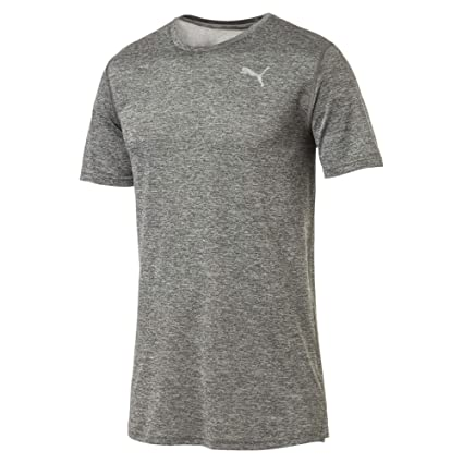 Puma Ignite Heather Tee T T Shirt Homme: